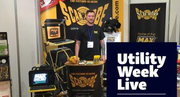 Scanprobe at Utility Week 2018