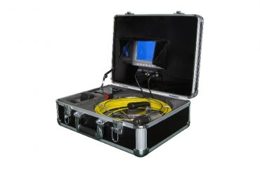 pipeline inspection camera