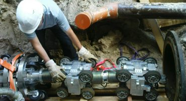Pipe inspection system
