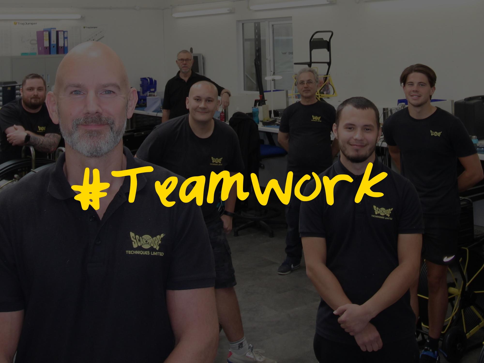 Service Teamwork