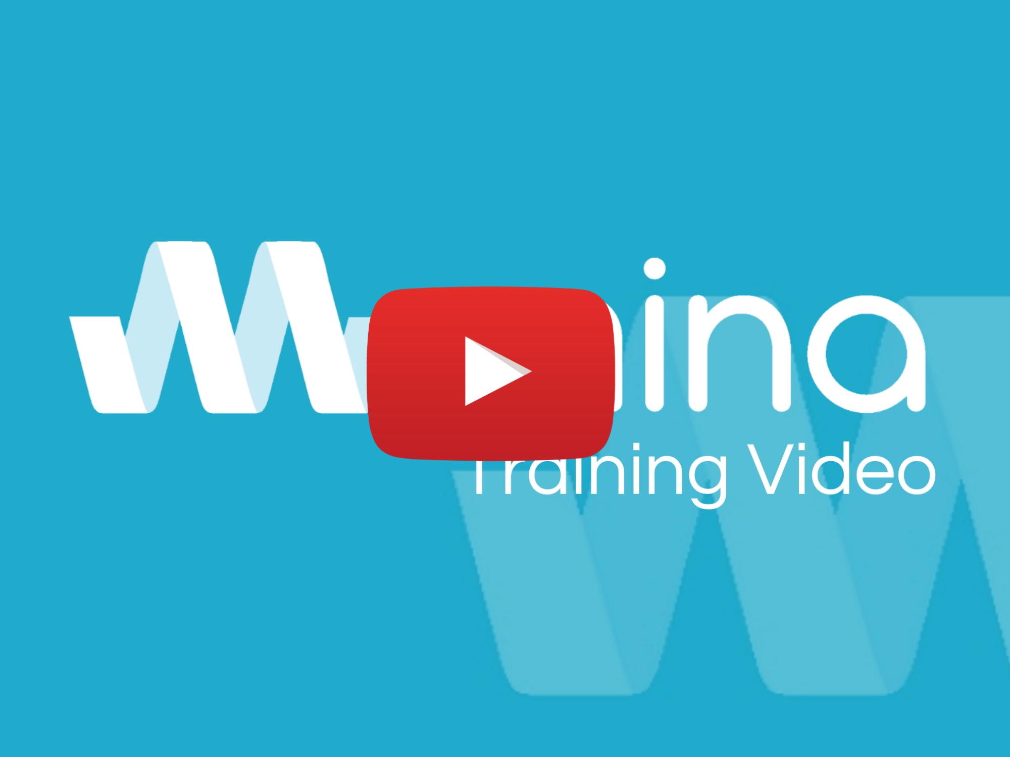 mina Training Video