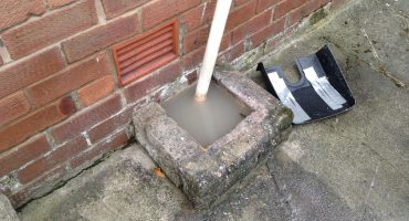 sewer pipe inspection
