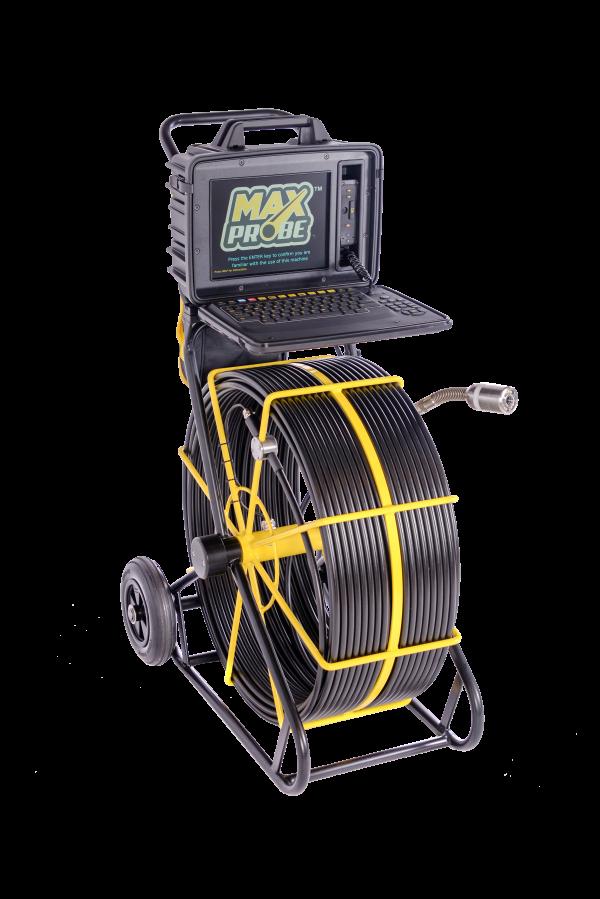 Maxprobe 120 drain camera system from Scanprobe