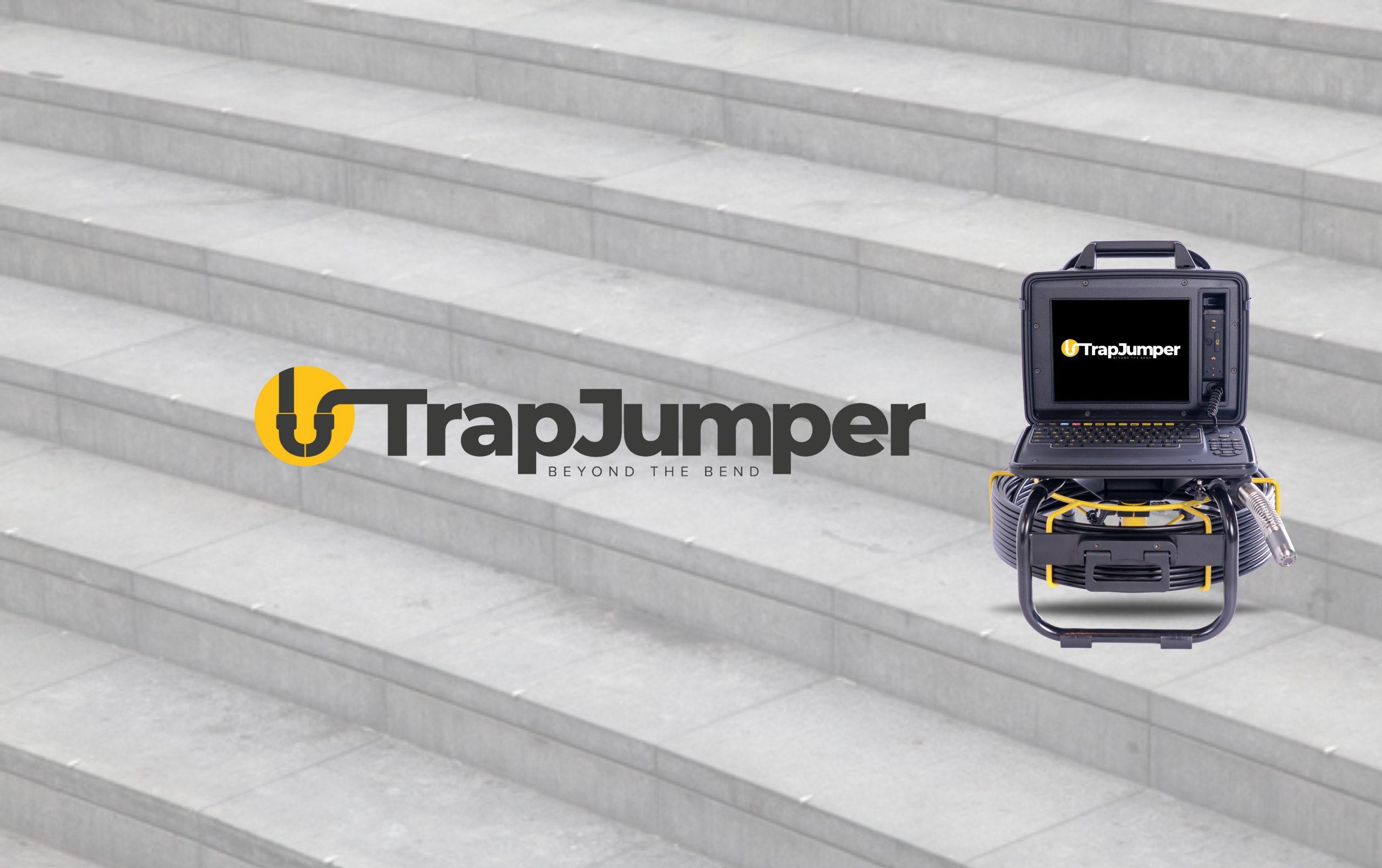 TrapJumper drain camera slider
